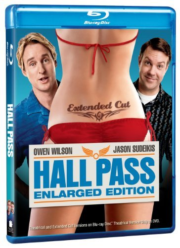 Hall Pass Wilson Sudeikis Fischer Blu Ray Ws Enlarged Ed. R