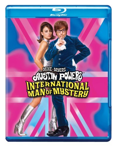 Austin Powers Intl Man Of Myst Myers Hurley York Rogers Blu Ray Ws Pg13