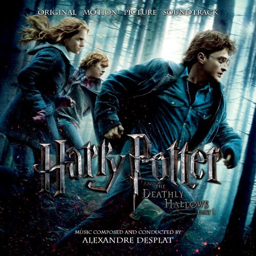 Alexandre Desplat Harry Potter & The Deathly Hal Music By Alexandre Desplat Enhanced CD