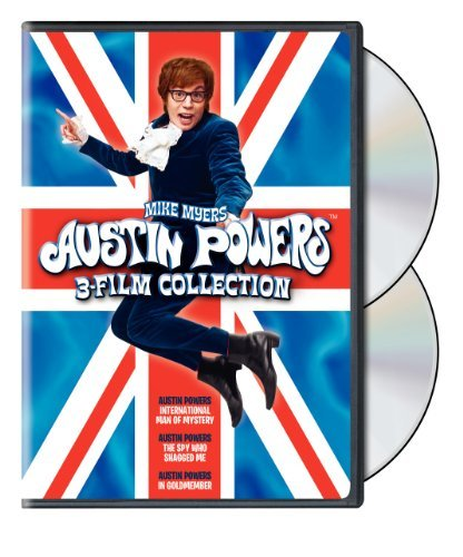 Austin Powers 3 Movie Collection DVD Nr 3 DVD