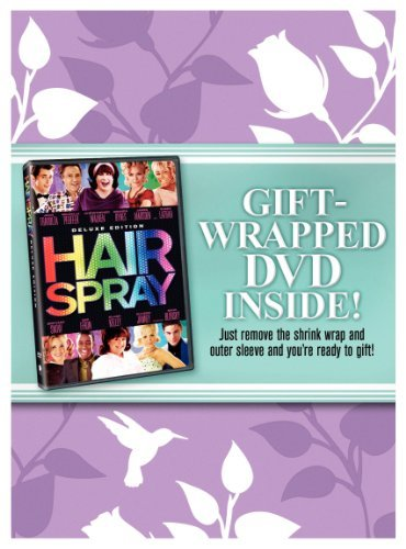 Hairspray Travolta Queen Latifah Pfeiffe Deluxe Ed. Gift Wrapped Pg