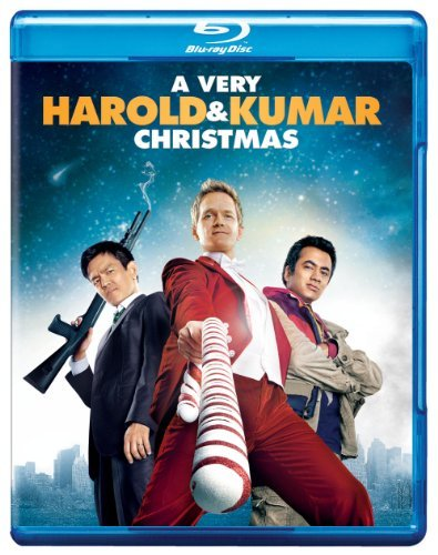 Very Harold & Kumar Christmas Cho Penn Harris Blu Ray Ws R Incl. DVD Uv
