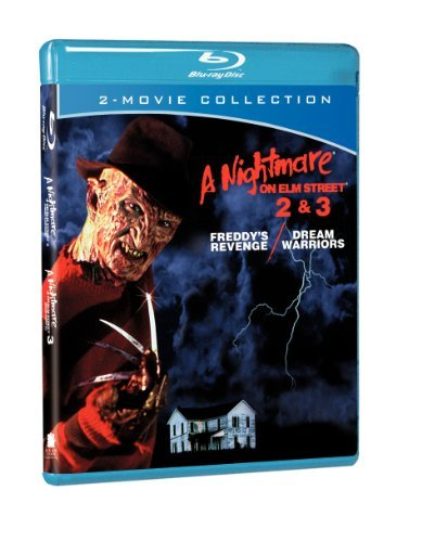 Nightmare On Elm Street 2 & 3 Nightmare On Elm Street 2 & 3 Blu Ray Ws Nr
