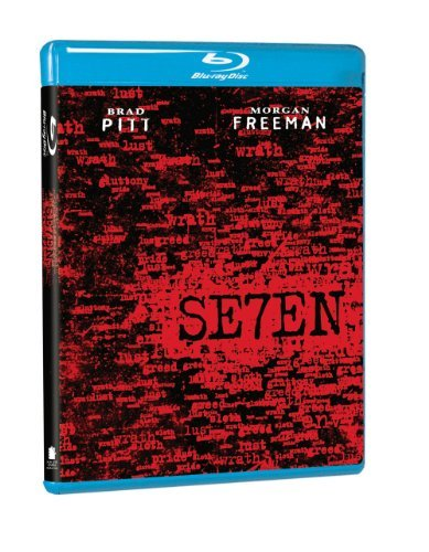 Seven Pitt Freeman Paltrow Blu Ray R