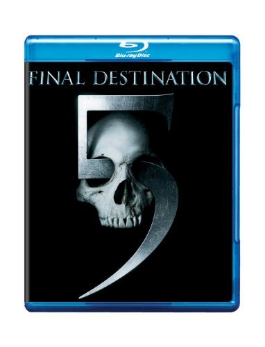 Final Destination 5 D'agosto Bell Fisher Blu Ray Movie Only Edition + Ultraviolet Digital C