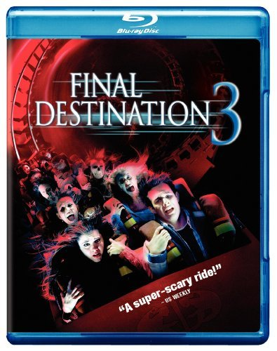 Final Destination 3 Winstead Merriman Lemche Blu Ray Ws R