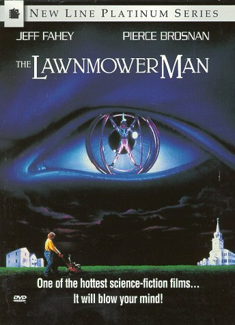 Lawnmower Man Fahey Brosnan Wright Bringleso Clr Snap R Platinum Serie