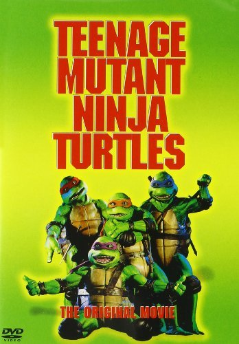 Teenage Mutant Ninja Turtles Hoag Koteas Serra Forman DVD Pg Ws