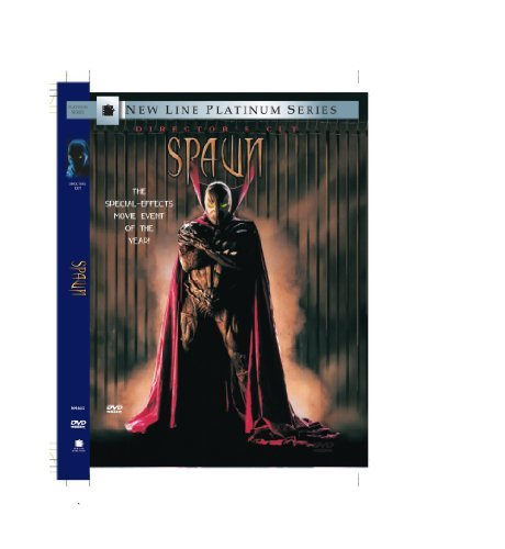 Spawn White Leguizamo Sheen Randle S DVD R