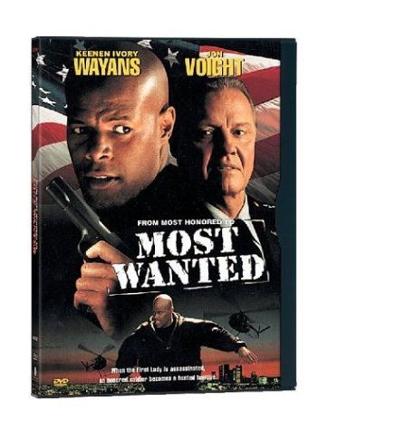 Most Wanted (1997) Wayans Voight Hennessey Robert Clr 5.1 Ws Cc Snap R
