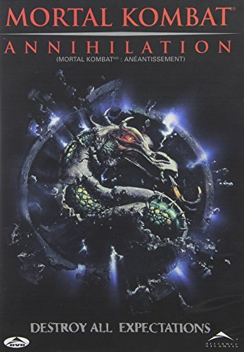 Mortal Kombat 2 Annihilation Shou Soto Remar Hess Williams Ws Snap Pg13