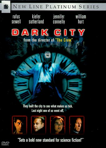 Dark City Sewell Sutherland Connelly O'b Clr Cc 5.1 Ltbx Snap R Platinum Serie