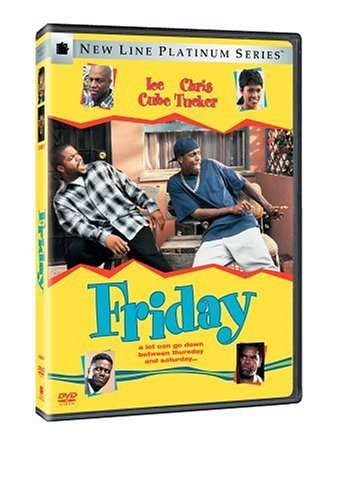 Friday Ice Cube Tucker Mac Witherspoo Clr Cc Dss Ws Snap R Platinum Serie