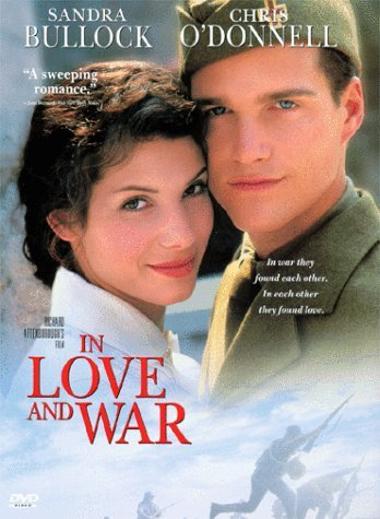 In Love & War O'donnell Bullock Astin Lacey Clr Ltbx Pg13
