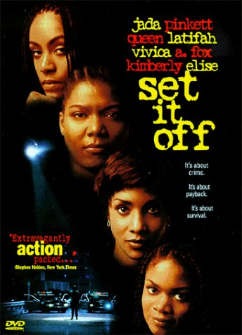 Set It Off Pinkett Latifah Fox Elise Unde Clr Cc 5.1 Ltbx Snap R