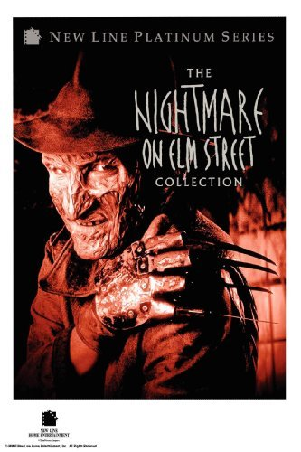 Nightmare On Elm Street Collec Englund Robert Ws 5.1 Snap R 8 DVD