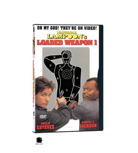 National Lampoon's Loaded Weapon 1 Clr Cc Ws 5.1 Snap 'pg13