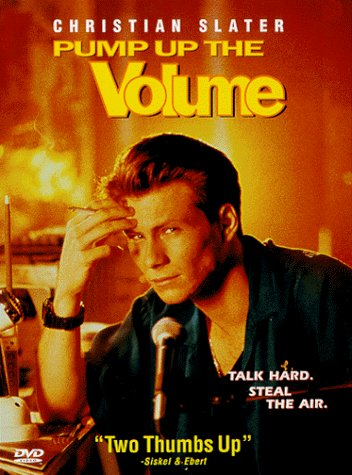 Pump Up The Volume Slater Paulin Greene Mathis Po DVD R