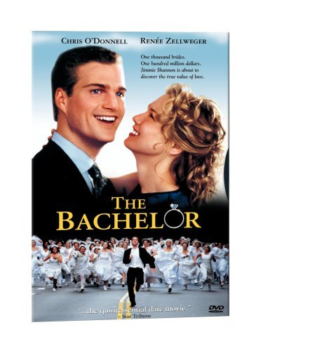 Bachelor (1999) O'donnell Zellweger Holbrook C Clr Cc Ws 5.1 Pg13