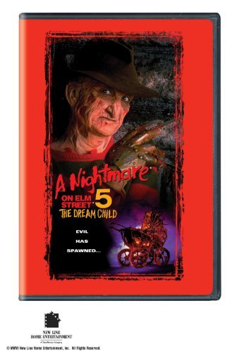 Nightmare On Elm Street 5 Dream Child Englund Wilcox Minter Hassel A DVD R Ws