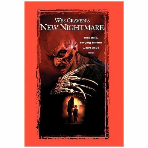 New Nightmare Englund Langenkamp Hughes News DVD R Ws