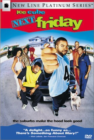 Friday Next Friday Ice Cube Lister Witherspoon DVD R Ws