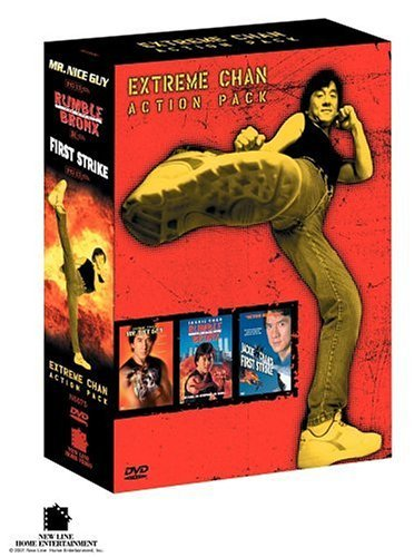 Extreme Chan Action Pack Chan Jackie Clr Pg13 R 3 DVD
