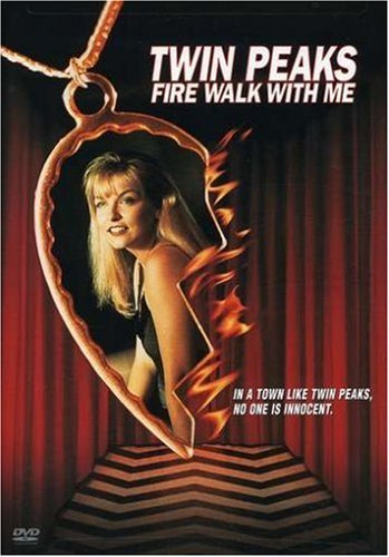 Twin Peaks Fire Walk With Me Maclachlan Lee Kelly Isaak DVD R