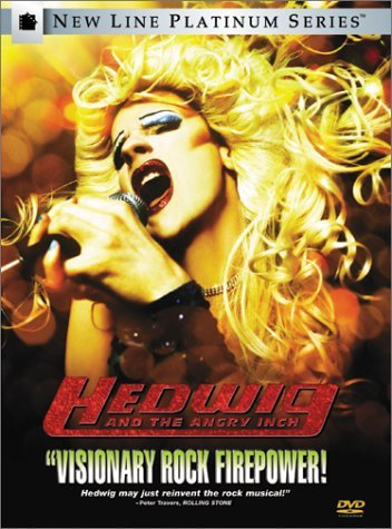 Hedwig & The Angry Inch Mitchell Pitt Shor Trask Lisci Clr Cc Dts Ws Snap R Platinum Ed.