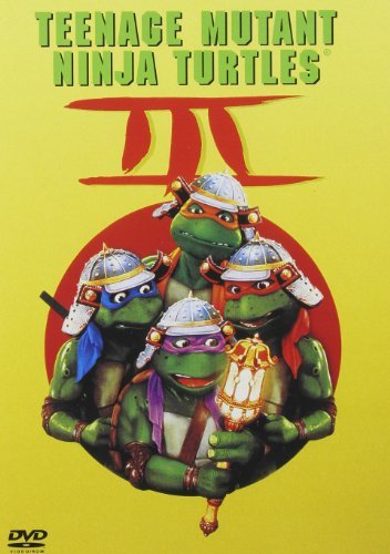 Teenage Mutant Ninja Turtles 3 Koteas Turco Wilson Shimono DVD Pg