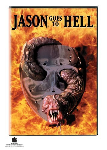 Jason Goes To Hell Hodder Lemay Keegan Williams DVD R