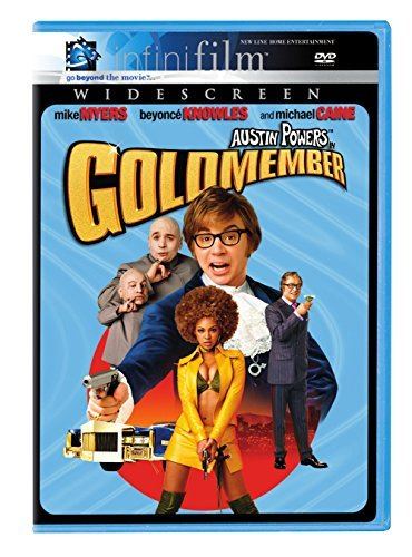Austin Powers In Goldmember Myers Knowles Caine Troyer Clr Ws Myers Knowles Caine Troyer