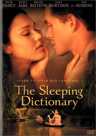 Sleeping Dictionary Alba Dancy Hoskins Blethyn Mor Clr R