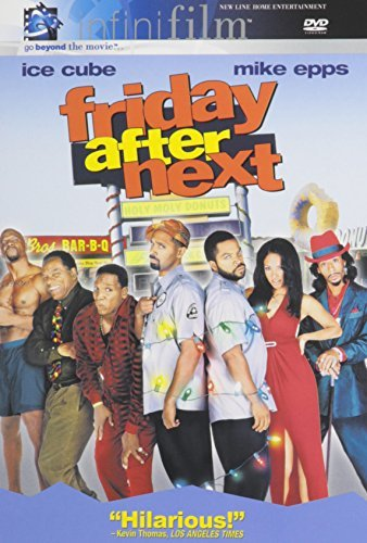 Friday After Next Witherspoon Ice Cube Horsford Clr Cc Ws R