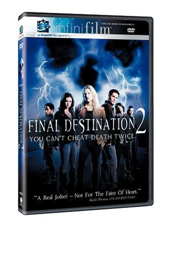 Final Destination 2 Todd Cook Larter Landes Clr Ws R