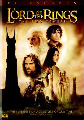 Lord Of The Rings Two Towers Wood Mckellen Mortensen Astin Pg13