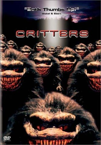 Critters Wallace Stone Walsh Bush Grime DVD Pg13