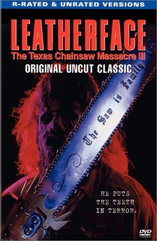 Texas Chainsaw Massacre 3 Leatherface Hodge Butler Foree Hudson Miha Clr Nr