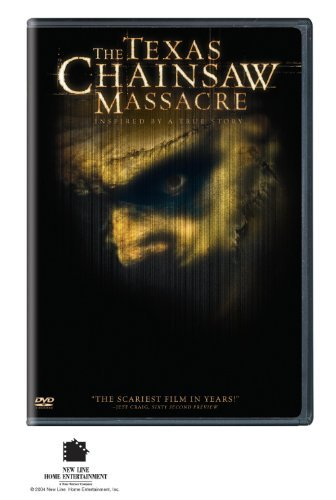 Texas Chainsaw Massacre Biel Tucker Balfour Ermey DVD R Ws