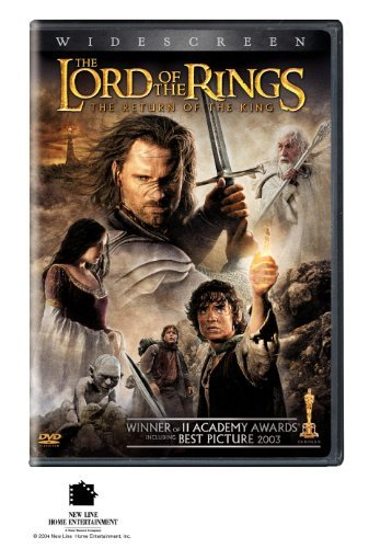 Lord Of The Rings Return Of The King Wood Mortensen Bloom Lee Mckel Wood Mckellen Mortensen Astin Theatrical Cut Pg13 2 DVD Clr Ws
