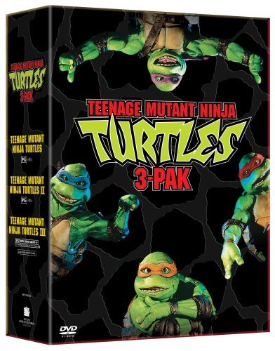 Teenage Mutant Ninja Turtles 1 Teenage Mutant Ninja Turtles Clr Nr 3 DVD