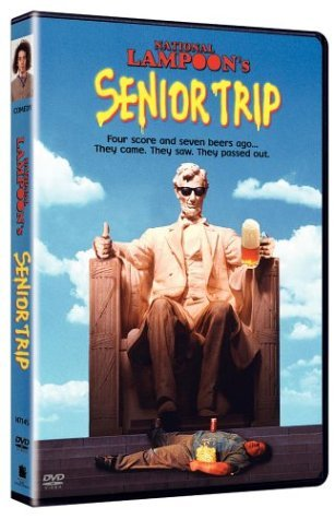 National Lampoon's Senior Trip Edwards Renner Mc Donald Dane R