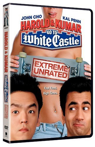 Harold & Kumar Go To White Castle Harris Penn Cho DVD Nr Unrated