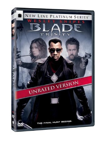 Blade Trinity Snipes Biel Reynolds Clr Ws Nr Unrated