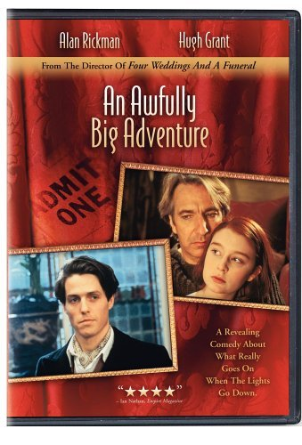 Awfully Big Adventure Tushingham Rickman Armstrong Clr Ws R