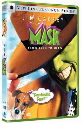 Mask (1996) Carrey Diaz Greene Riegert Carrey Diaz Greene Riegert