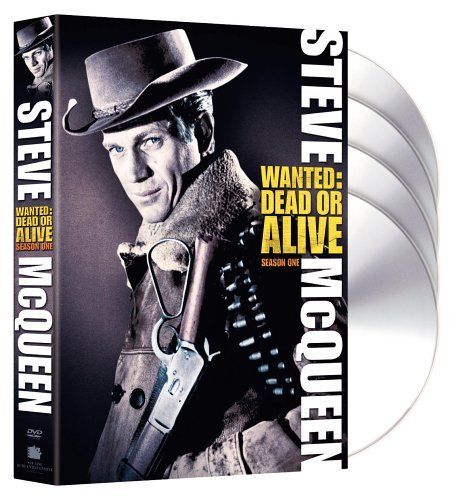 Wanted Dead Or Alive Season 1 Clr Nr 4 DVD