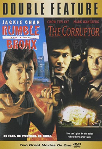 Rumble In The Bronx Corruptor New Line Double Feature Clr Nr 2 On 1