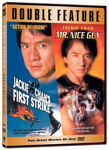 First Strike Mr Nice Guy New Line Double Feature Clr Nr 2 On 1