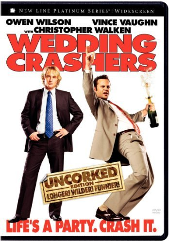Wedding Crashers Wilson Vaughn Walken Clr Ws Nr Unrated